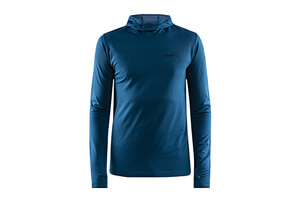 Core FuseKnit LS Hood - Men's