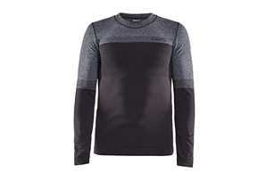 Warm Intensity Crewneck Baselayer - Men's