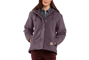Carhartt Sandstone Berkley Jacket - Women's