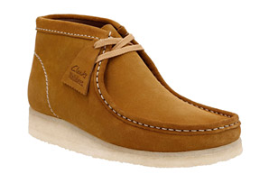 Clarks Wallabee Boots - Men's