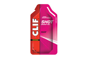 Razz Shot Energy Gel - Box of 24