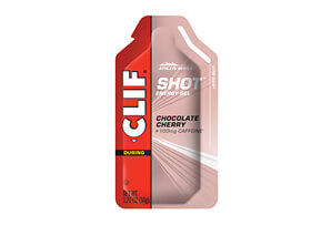 Chocolate Cherry Shot Energy Gel w/Caffeine - Box of 24