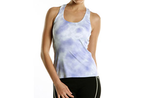Colosseum T-Back Racer Singlette - Womens