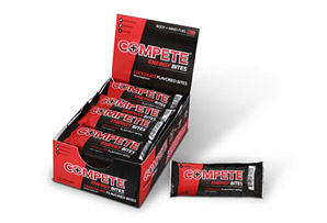 COMPETE Energy Bites Chocolate - Box of 12