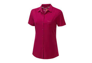 Craghoppers Kaile Short Sleeve Shirt - Women's