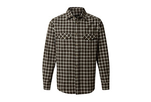 Kiwi Check LS Shirt - Men's