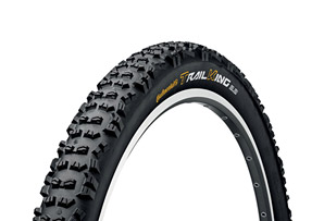 Continental Trail King 29 X 2.2 Fold Protection + Black Chili Tire