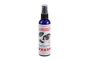 deFUNKit Shoe & Gear Deodorizer Spray - 4 oz