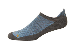 Running Lite-Mesh No Show Tab Socks