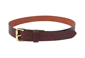 Leather Belt 1.25