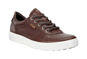ECCO Soft 7 Retro Sneaker - Men's