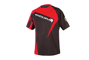 Endura Singletrack II Print Tee - Men's