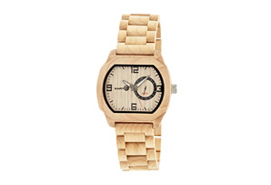 Earth Wood Scaly Watch