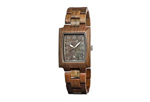 Earth Wood Cork Watch