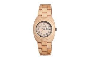 Earth Wood Hilum Watch