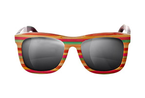 Earth Wood Delray Sunglasses