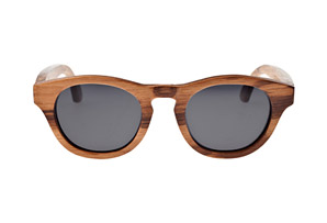 Earth Wood Cocoa Sunglasses