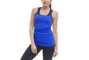 Electric Yoga Mesh Back Tank - Womens