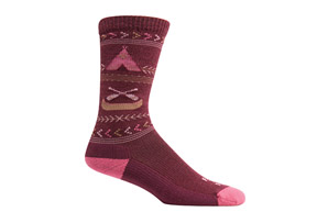 Farm to Feet Franklin Camp Crew Everyday Socks - Women's