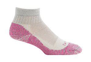 Farm to Feet Boulder 1/4 Crew Socks - Women's