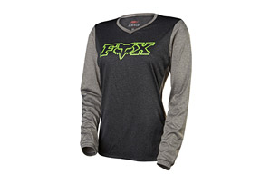 Fox Indicator Long Sleeve Jersey - Womens