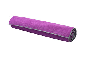 Gaiam Dual Grip Yoga Mat Towel