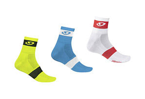 Giro Comp Racer Socks 3 Pack - 2017