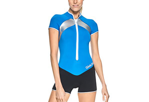 FlashBack 74 1 MM Short Sleeve Springsuit - Women's