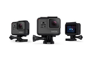 GoPro The Frame Hero5 Black