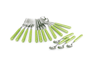 GSI Outdoors Pioneer Cutlery Set - 16 Piece