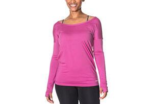 Peek-A-Breeze Long Sleeve - Women's