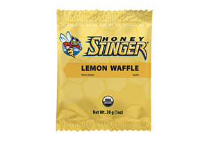 Honey Stinger Organic Lemon Waffle - Box of 16