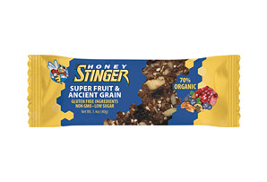 Honey Stinger Super Fruit and Ancient Grain Snack Bar - Box of 15