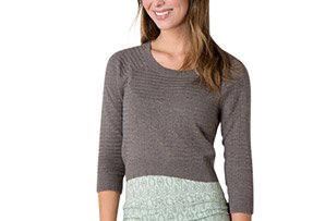 Toad & Co. Summery Cropped Pullover - Women's