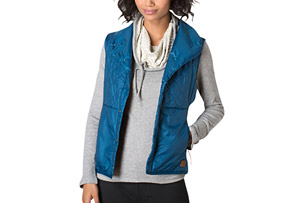 Toad & Co. Airvoyant Diamond Vest - Women's