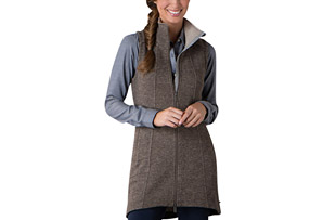 Toad & Co. Outbound Long Vest - Women's