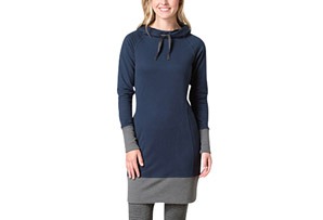 Toad & Co. BFT Hooded Dress - Women's