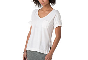 Toad & Co. Tissue Short Sleeve V Tee - Women's