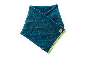 Ibex Button Scarf - Women's