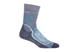 Icebreaker Hike+ Medium Crew Socks - Women's