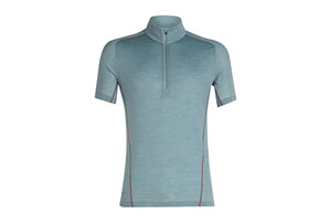 Strike Lite SS Half Zip Shirt - Men's
