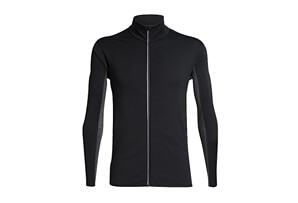 Delta Long Sleeve Zip - Men's