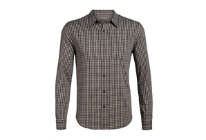 Compass Flannel LS Shirt - Men's