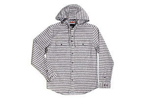 Imperial Motion Greyson Hooded Woven Shirt - Men's
