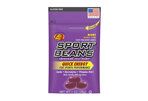 Sport Beans Berry Energizing Jelly Beans - Box of 24