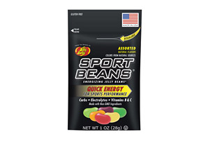 Sport Beans Assorted Energizing Jelly Beans - Box of 24