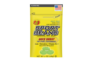 Sport Beans Juicy Pear Energizing Jelly Beans - Box of 24