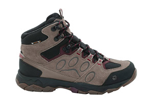 Jack Wolfskin MTN Attack 5 Mid WP Boots - Women's