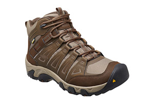 KEEN Oakridge Mid WP Boots - Men's