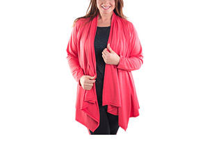 Katie K Active Free Flow Cardigan - Women's